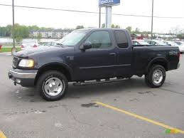 2000 ford f150 4x4 2000 wedgewood blue metallic ford f150 xlt extended cab 4x4