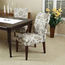 White Fabric Dining Chairs Dining Chairs Inspiring Printed Dining Chairs Printed Arm Chairs
