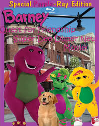image barney a quest for friendship a super duper new movie