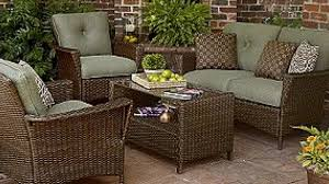 sears cushions for outdoor furniture stylish patio sets conversation