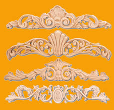 wooden scrolls for cabinets wood onlays for kitchen cabinets decorative onlays for kitchen