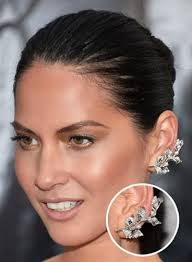 how do you wear ear cuffs 25 best hot trends images on ear cuffs ear and ears