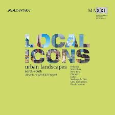 alcantara material in u201clocal icons u201d exhibition in rome home