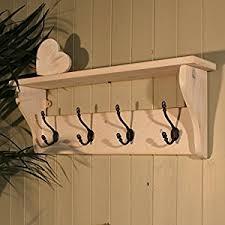 pine coat rack with shelf 30