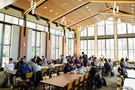 Cornell College dining services ranked #2 nationally