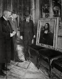 stolen remember that time when the mona lisa was stolen solosophie