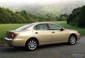 lexus sedan length lexus es specs 2002 2003 2004 2005 2006 autoevolution