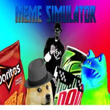 Meme Simulator - profile roblox