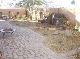 Desert Backyard Ideas Amazing Backyard Desert Landscaping Best 25 Desert Landscaping