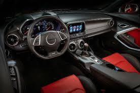 Exotic Car Interior 2017 Chevrolet Camaro Zl1 Interior Camaro Zl1 Chevrolet Camaro