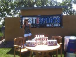 Backyard Sports Bar by Best Damn Sports Bar And Grill Penticton Menu Prices