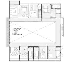 floor plans with courtyards baby nursery house plans with central courtyard house by