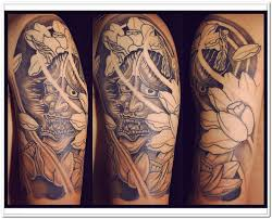 cool sleeve ideas japanese half sleeve