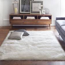 Modern Accent Rugs White Modern Area Rugs Ebay