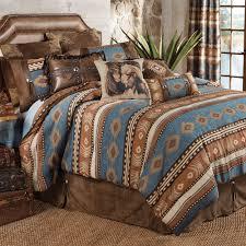 Western Bedding Set Western Bedding King Size Bed Set Lone Western Decor