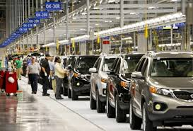 Kia In Ga Kia To Invest 1 6 Billion In Plant In Another Boost For