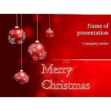 presentation templates christmas presentation template christmas