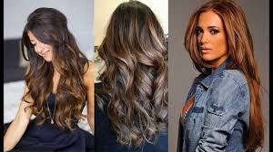 Best Natural Highlights For Dark Brown Hair Cinnamon Hair Color With Blonde Highlights Best Products Youtube