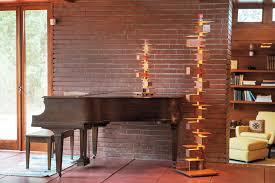 frank lloyd wright u0027s taliesin reimagined in alamoderna u0027s new lamp