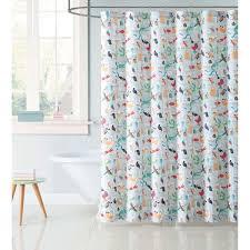 Animal Shower Curtains Hart Animal Alphabet 72 X 72 Shower Curtain Free