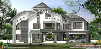 luxury ultra modern home in 7900 sq ft kerala home design