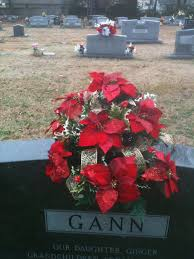 christmas poinsettia cemetery vase flowers for you pinterest