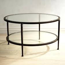 Circular Table by Coffee Table Glass Coffee Table Roundsmall Round Black Circular