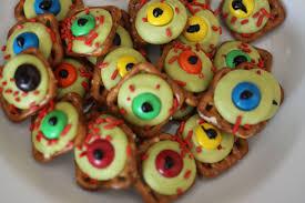 the larson lingo zombie eyeballs