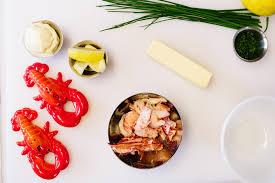 bite into maine lobster roll recipe allagash brewing company