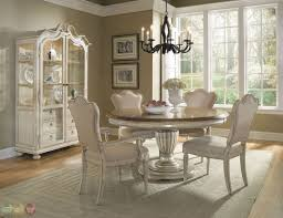 white country dining room sleek white dining table black mid