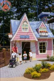 Granny Cottage by Grannys House At Six Flags Great Adventure
