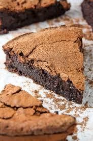 flourless chocolate fudge crinkle cookies recipe crinkle