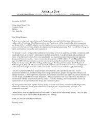 Example Of A Cover Letter For Internship by How To Write A Cover Letter For Architecture Students Sample