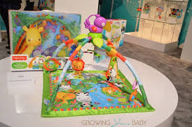 fisher price rainforest music and lights deluxe gym playset rainforest music lights deluxe gym growing your baby