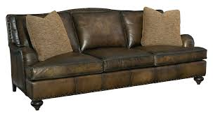 Fabric And Leather Sofas Sofa Bernhardt