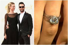 celebrity antique antique inspired engagement rings pictures