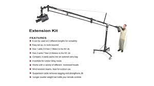 3 5 M To Feet by Ezfx Extension Kit For Ez Jib