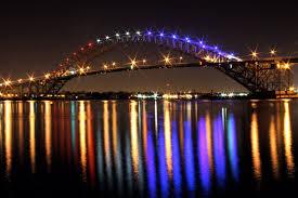 lighting world staten island usa the bayonne bridge connects bayonne new jersey with staten