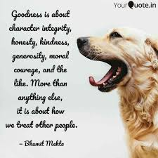 quote generosity kindness goodness quotes yourquote