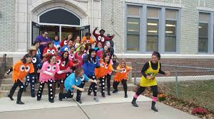 spirit halloween complaints roselle teachers get into the halloween spirit in a unique way