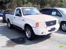 Ford Ranger Truck 4x4 - 2003 ford ranger edge regular cab 4x4 in oxford white a35409