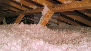 attic insulation u2014 halo restorations u0026 construction