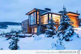 Modern Home Design Usa The Mountain Modern House Mirrors Nature U0027s Beauty In Montana Usa