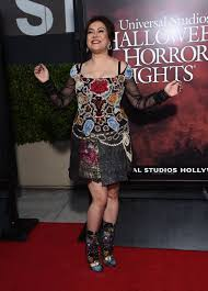 halloween horror nights opening ceremony jennifer tilly at u0027universal studios halloween horror nights