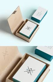 Minimal Design Business Cards Beautiful Minimalist Design Edge Painted Letterpress Business