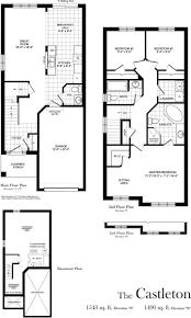 castleton 1543 sq ft centerville westin homes