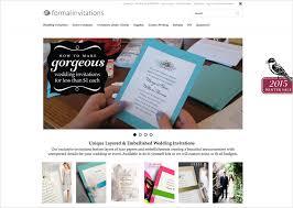 Wedding Invitations Under 1 Invitations E Commerce Complete Website Setup
