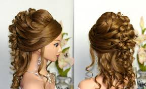 long hair curly hairstyles for wedding best hairstyles collection
