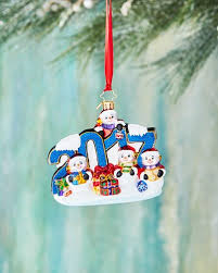 painted ornament neiman