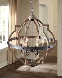 illuminate your home with the rustic charm of the vineyard 6 light